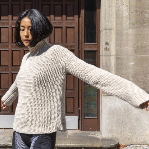 Strickanleitung Sammy Sweater