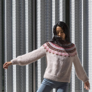 Strickanleitung Freja Sweater