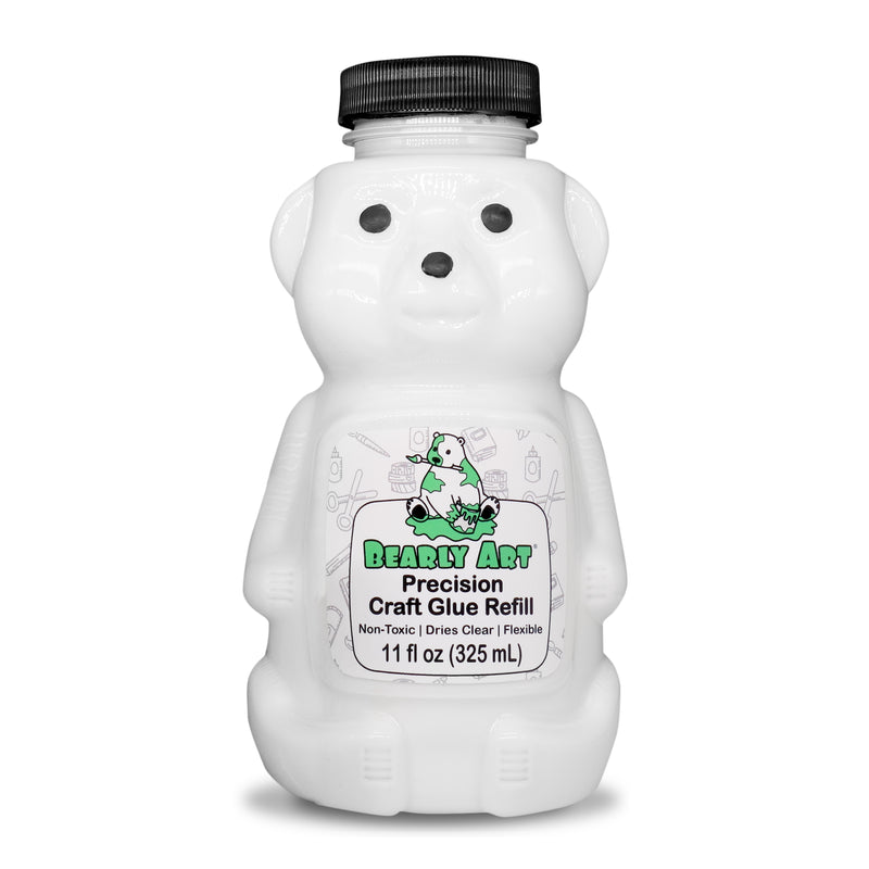 Bearly Art Precision Craft Glue - THE REFILL