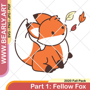 2020 Fall Pack : Part 1 - Fellow Fox