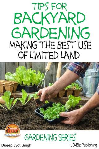 backyard healthy gardening