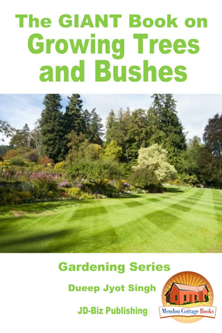 healthy gardening - growing trees