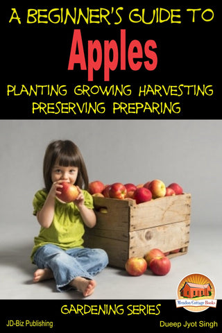 healthy gardening-apples