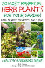 Load image into Gallery viewer, 20 Most Beneficial Herb Plants For Your Garden