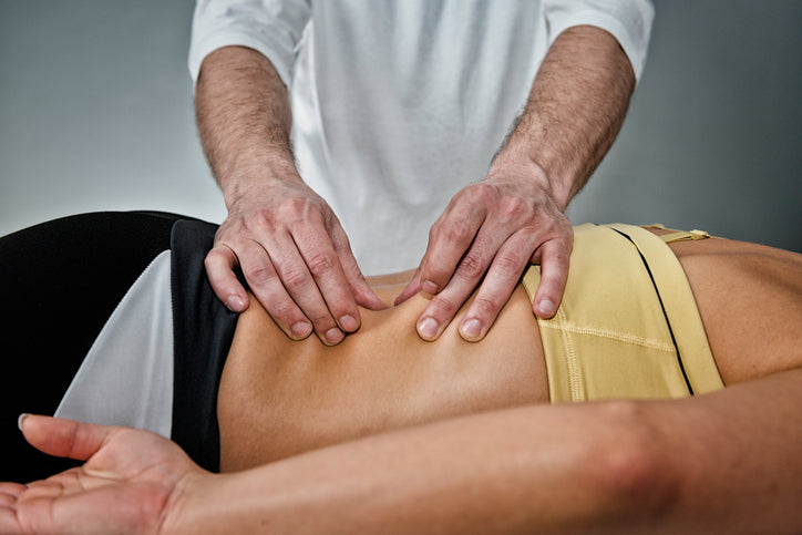 Deep tissue massage (45mins)