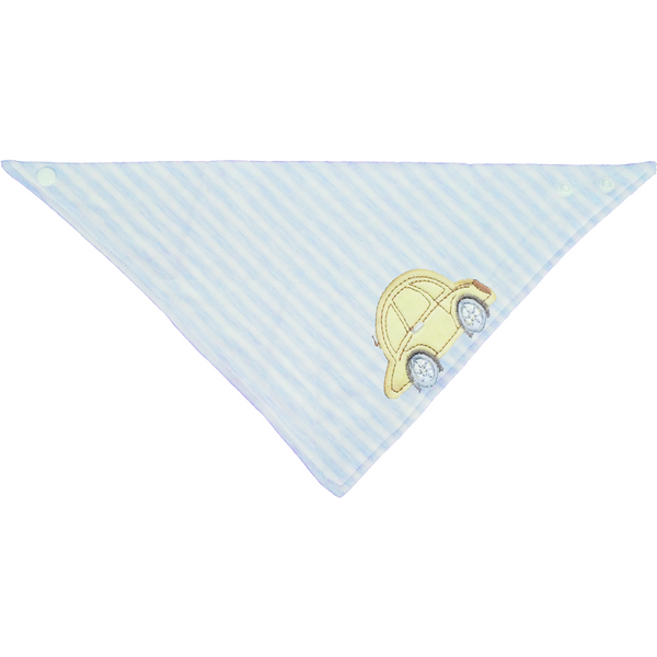 Nbaby Celemek Bayi Lucu Colored Triangle 2 PCS CLB 3298