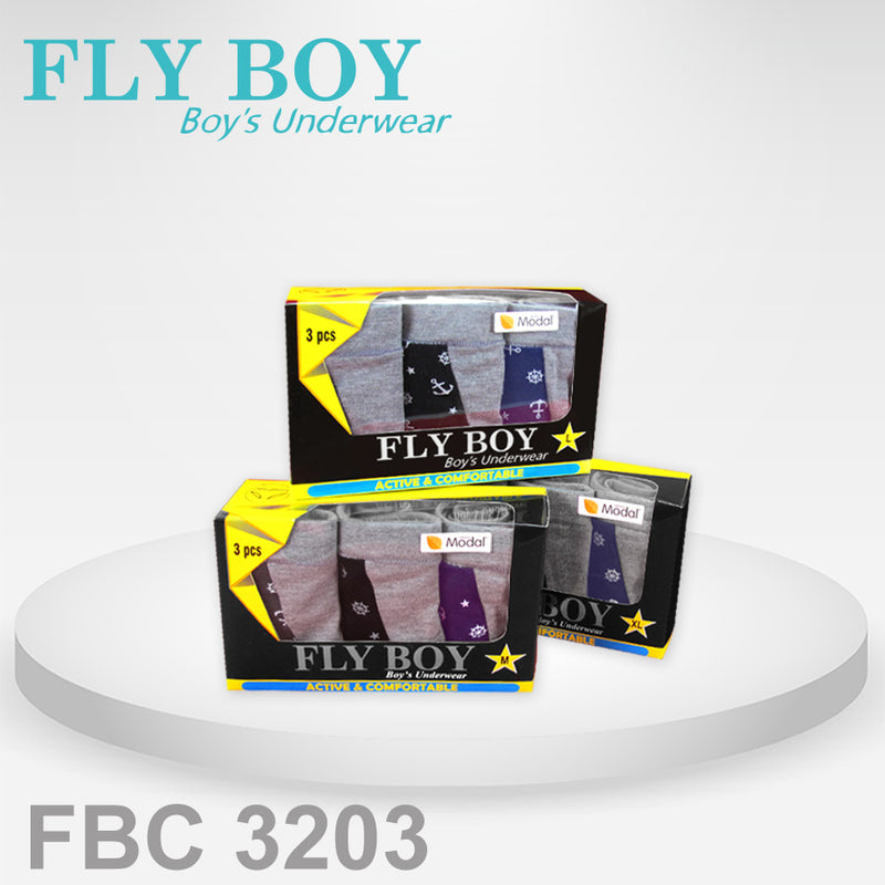 FlyBoy Midi Brief FBC 3203