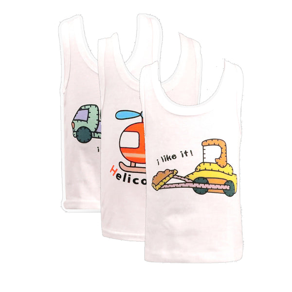 Flykids Top Cute Boys Multipack FKA 3005