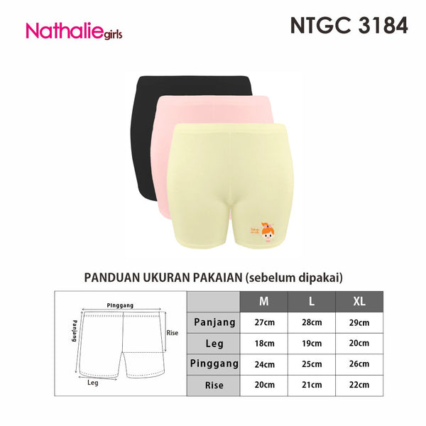 Nathalie girls Shorts NTGC 3184