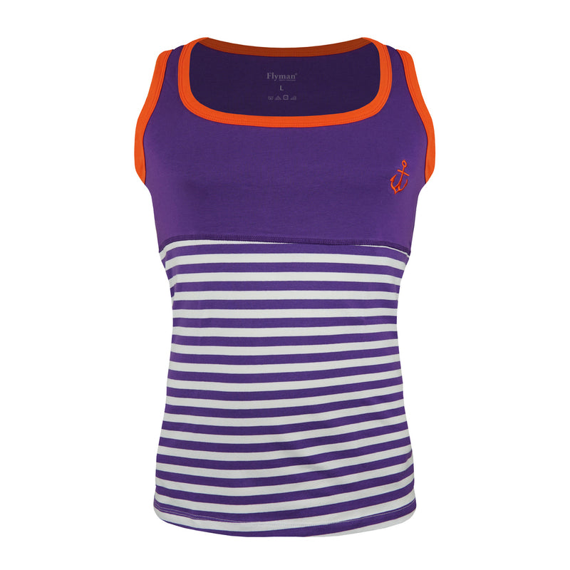 Flyman Striped Top FMA 3147
