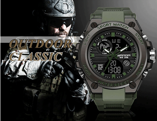 best military watch 2020