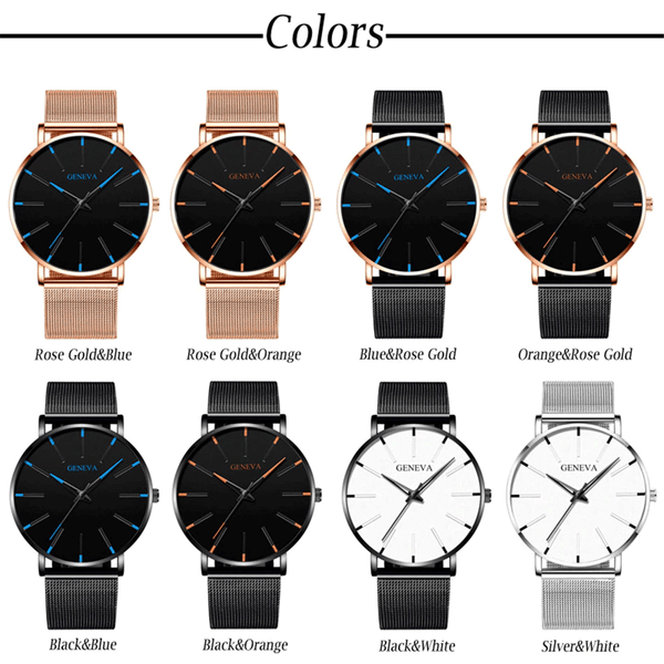 cheap minimalist watches-Pugnent.com
