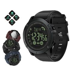 Military Grade Smartwatch For Men 2020-pugnent.com