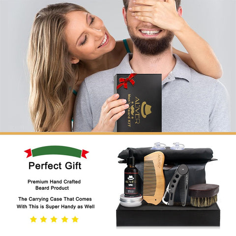 Best Beard Grooming Set-pugnent.com