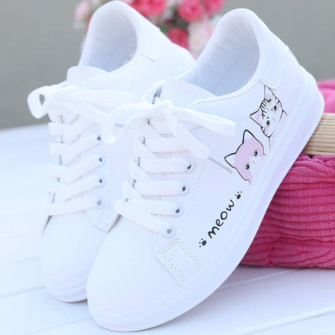 cat print sneakers-pugnent.com