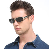 Designer HD Polarized UV400 Protection fashion Sun Glasses For Men-pugnent.com