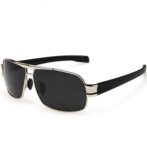 Aluminum HD Polarized UV400 Mirror Sunglasses For Men001-pugnent.com
