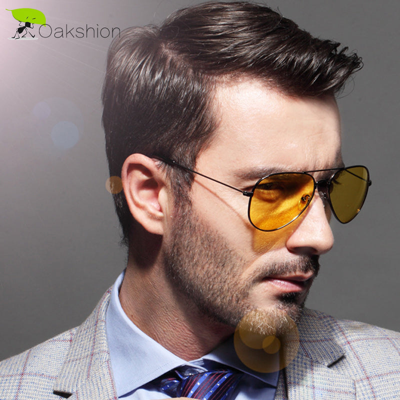Unisex Drivers Night Sun Vision Men For Anti Car Glare Lens Glasses Yellow kNwPX8n0O