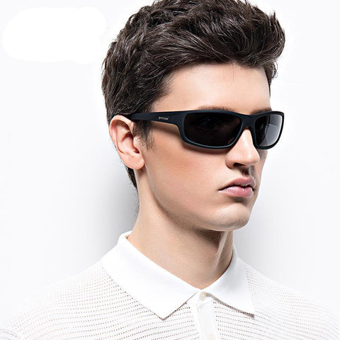 Polarized UV400 Mirror Sunglasses For Men-pugnent.com