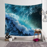 Sea Tapestry - Sea View Tapestry Wall Hanging Tapestries-pugnent.com