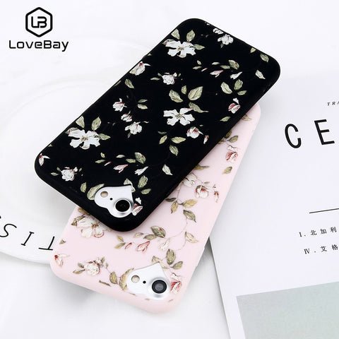 Beautiful Flower Design iPhone Cases-pugnent.com