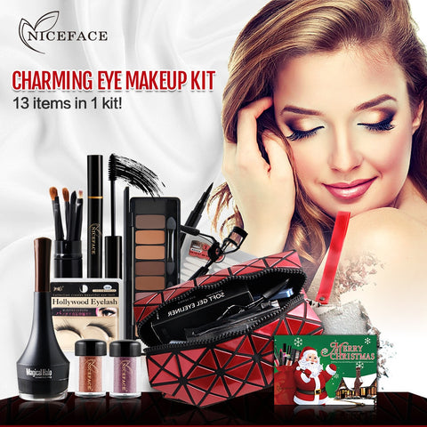 13 Pcs Shimmer Makeup Set-pugnent.com