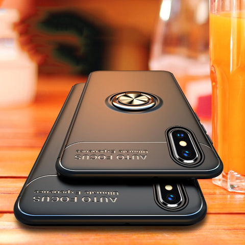Best iphone 11 case with ring holder-pugnent.com