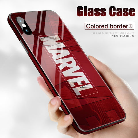 3D Marvel Avengers Iphone Cases-pugnent.com