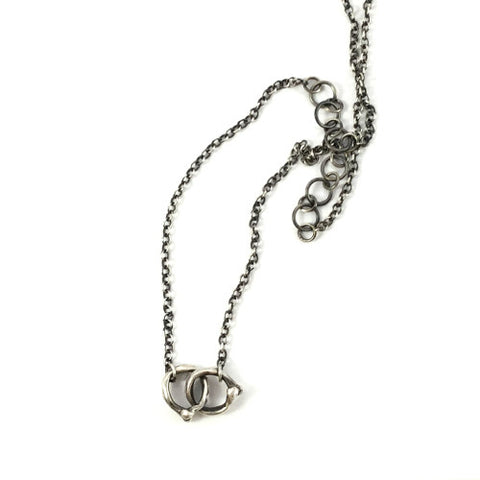 Bea Necklace in Sterling Silver