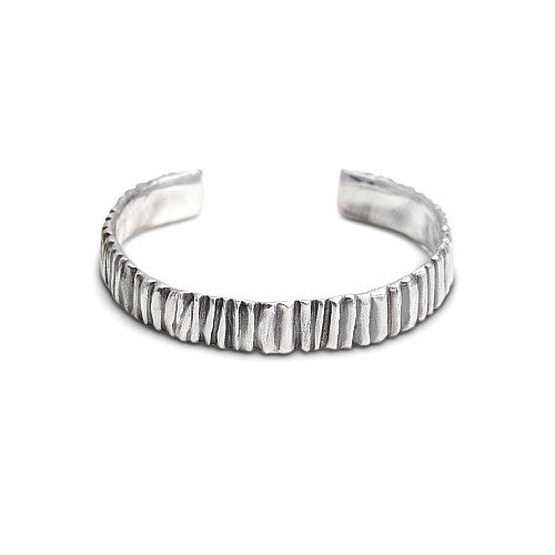 Atala Cuff in Sterling Silver