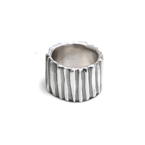 Atala Ring in Sterling Silver