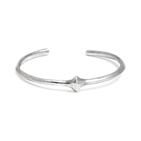 Diana Cuff in Sterling Silver