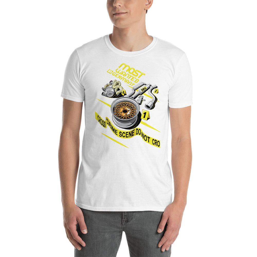 CRIME SCENE T-shirt + MOVIE