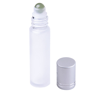 Essential Oil Roller Bottle - Green Aventurine Sphere