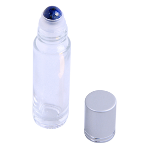 Essential Oil Roller Bottle - Lapis Lazuli Sphere