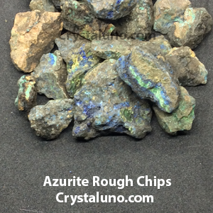 Azurite Rough Chips