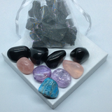 Bathroom Harmonization & Detox Kit (+ FREE Selenite crystal)