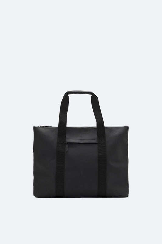 Сумка RAINS Weekend Tote, цвет 01 Black