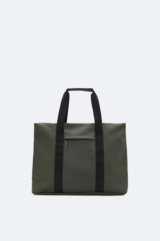 Сумка RAINS Weekend Tote, цвет 03 Green