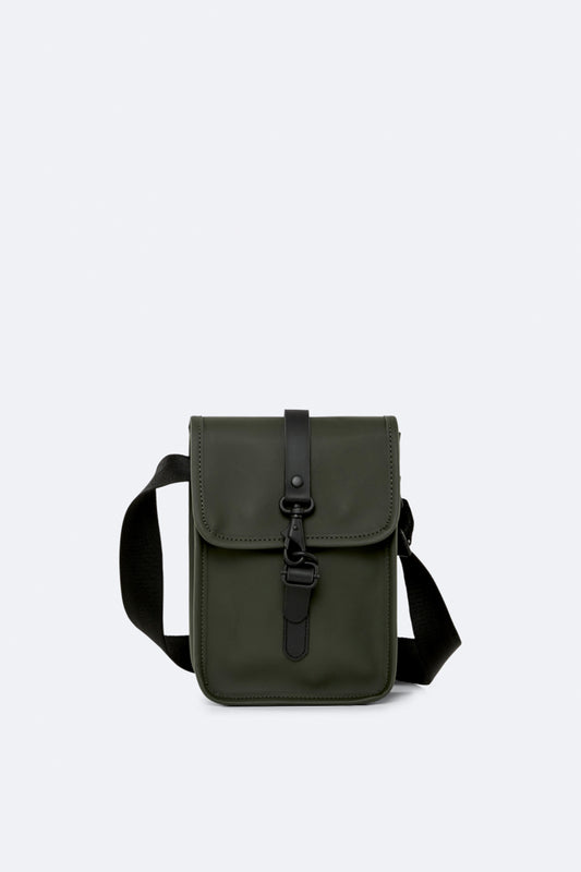Сумка RAINS Flight Bag, цвет 03 Green