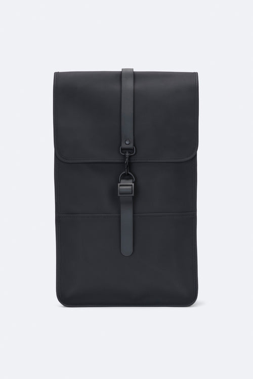 Рюкзак RAINS Backpack, цвет 01 Black