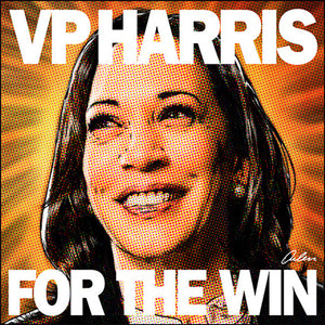 Harris for the win