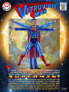 Super Vitruvian Man