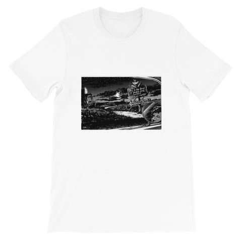 Bruce Springsteen Thunder Road T- shirt