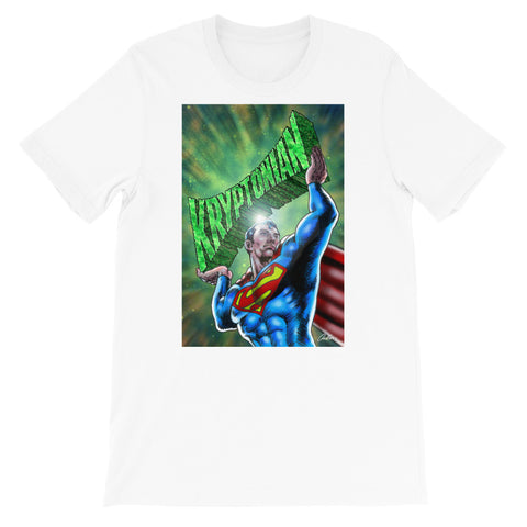 Kryptonian T- shirt