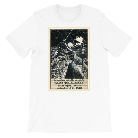 Bruce Springsteen at the Capitol Theater T- shirt