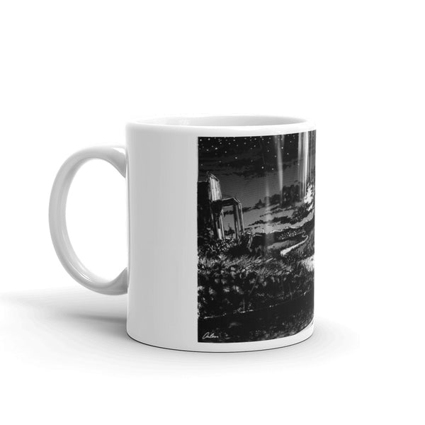 Bruce Springsteen Thunder Road Mug