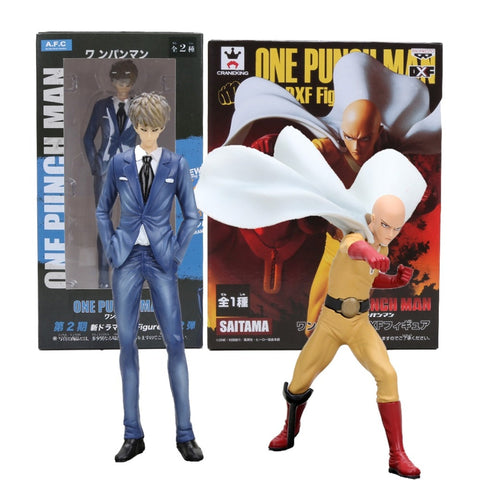 One Punch Man Models
