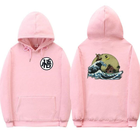 Dragon Ball Streetwear Hoodies