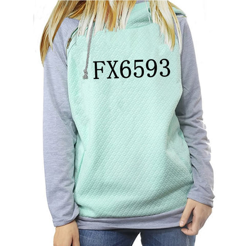 Fashion Print Sweatshirt Femmes Sweatshirts Hoodies -  7accessories.com